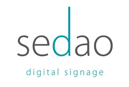 Sedao-digital-signage-logo